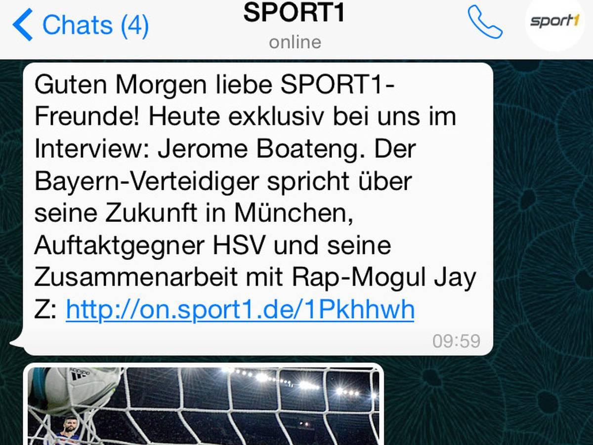 kick off auf sport1 de und im