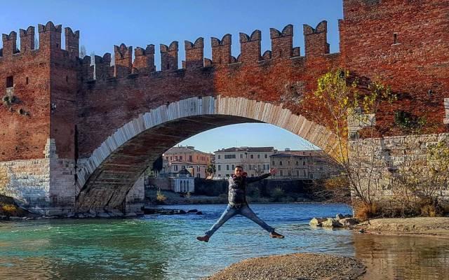 Roma Köprüsü / Verona