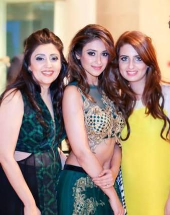 Reshu Malhotra styles Ileana D'cruz amd designer Archana Kochhar