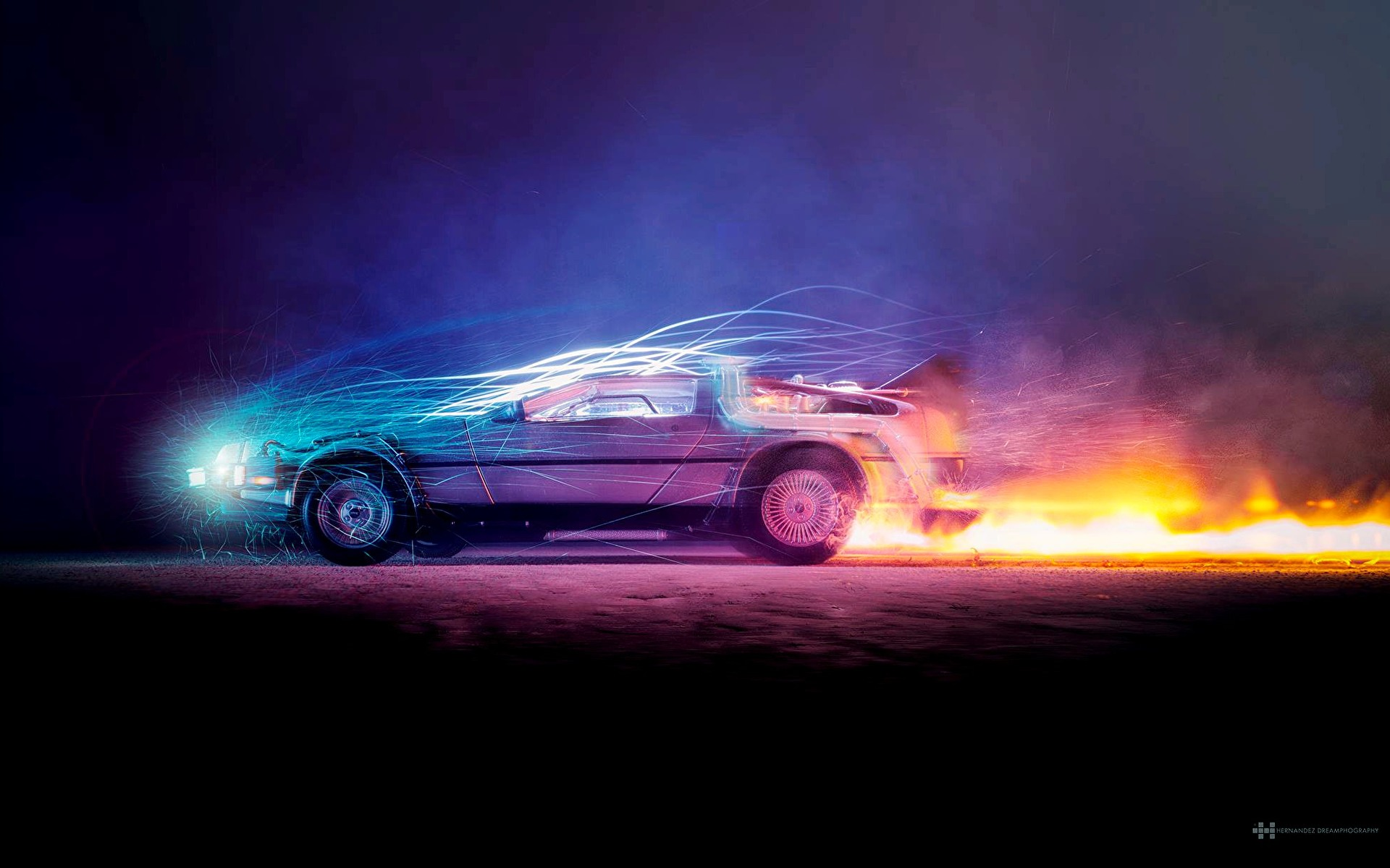 Back To The Future Wallpapers