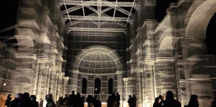 L'opera di Tresoldi valorizza il Parco archeologico di Siponto,