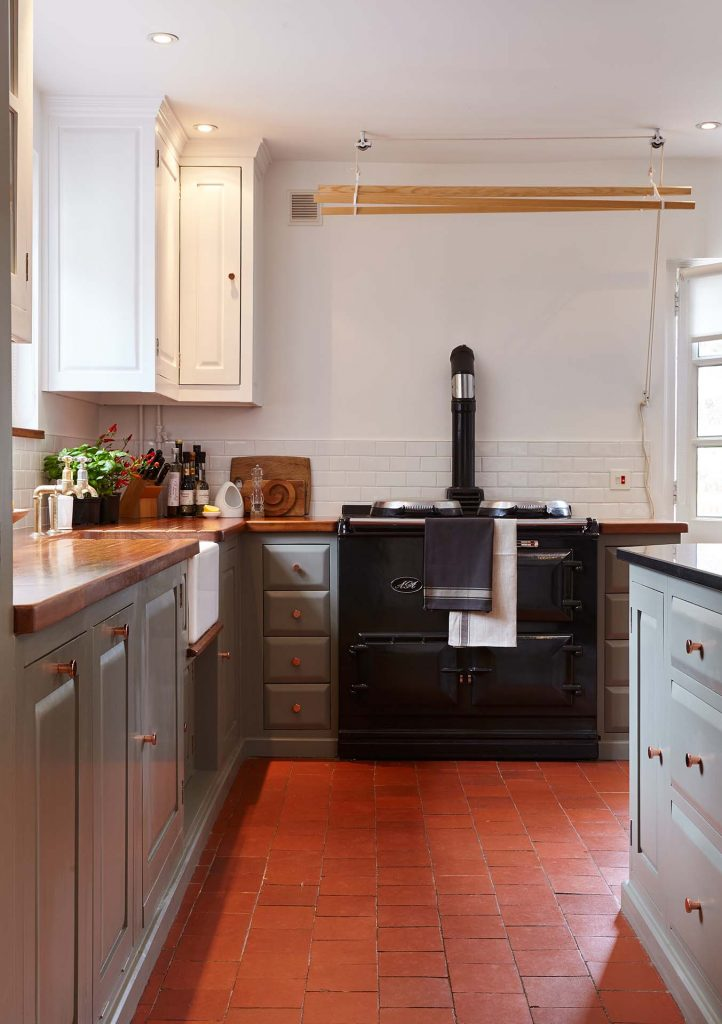 our kitchen redesign near winchester