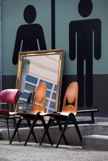 Mitoyens, les marchés Paul Bert et Serpette sont les plus tendances avec leurs larges palettes de mobilier post 60.