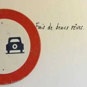 """8,10 € TTC SERAX Sticker """"Fais de Beaux Reves"""" Studio Le Prédeau"""