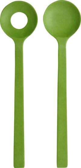 FUKURA 3,80€ Couverts à salade en bambou l.6,5 x L.28 801656