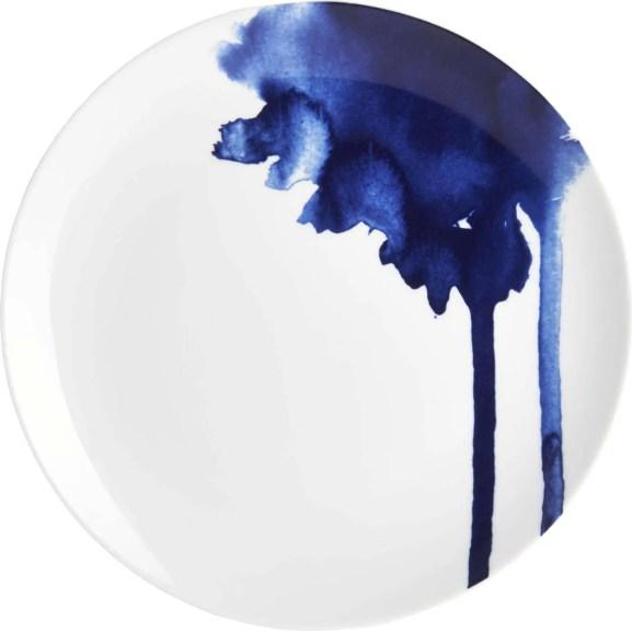 KEIU 8,50€ Assiette à dessert en porcelaine D.20 cm 801682