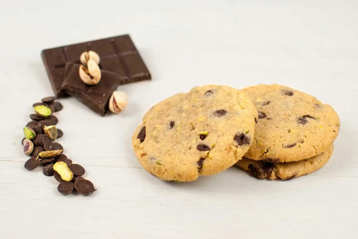 Choco-pistaches