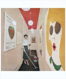 Martha-Rosler,-Woman-with-Vacuum,-or-Vacuuming-Pop-Art-Courtesy-of-the-artist