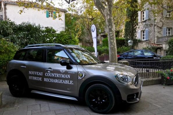 La Countryman Foch Automobile Avignon