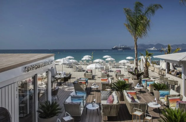La Croisette Beach Cannes Mgallery by Sofitel