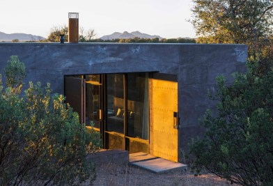 Casa Caldera, Location: Santa Cruz County, Arizona, Architect: DUST Cade Hayes, Jesus Robles