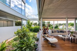 The Garden House in the City - Nicosia Chypre - Christos Pavlou architecture 5