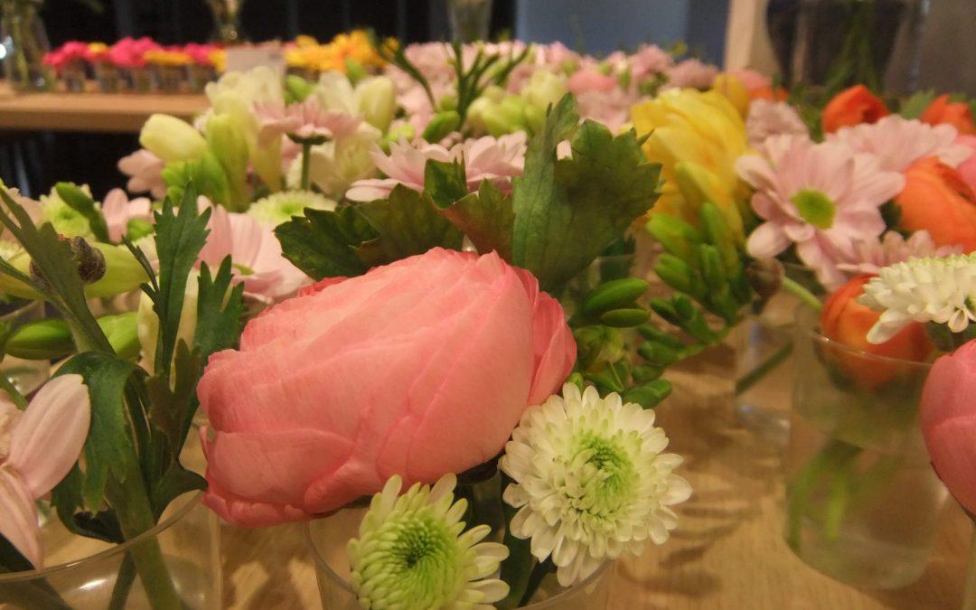 Résidence «Les Tilleuls» – Fleurs offertes pour les EHPAD par le Conseil Départemental 49