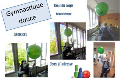 Gymnastique Douce – RVO Résidence «Les Tilleuls» – MAI 2020