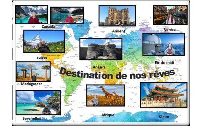 La résidence «Les Tilleuls» en «voyage»