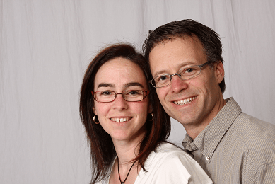Nathalie Royer et Michel Thibault les propriétaires
