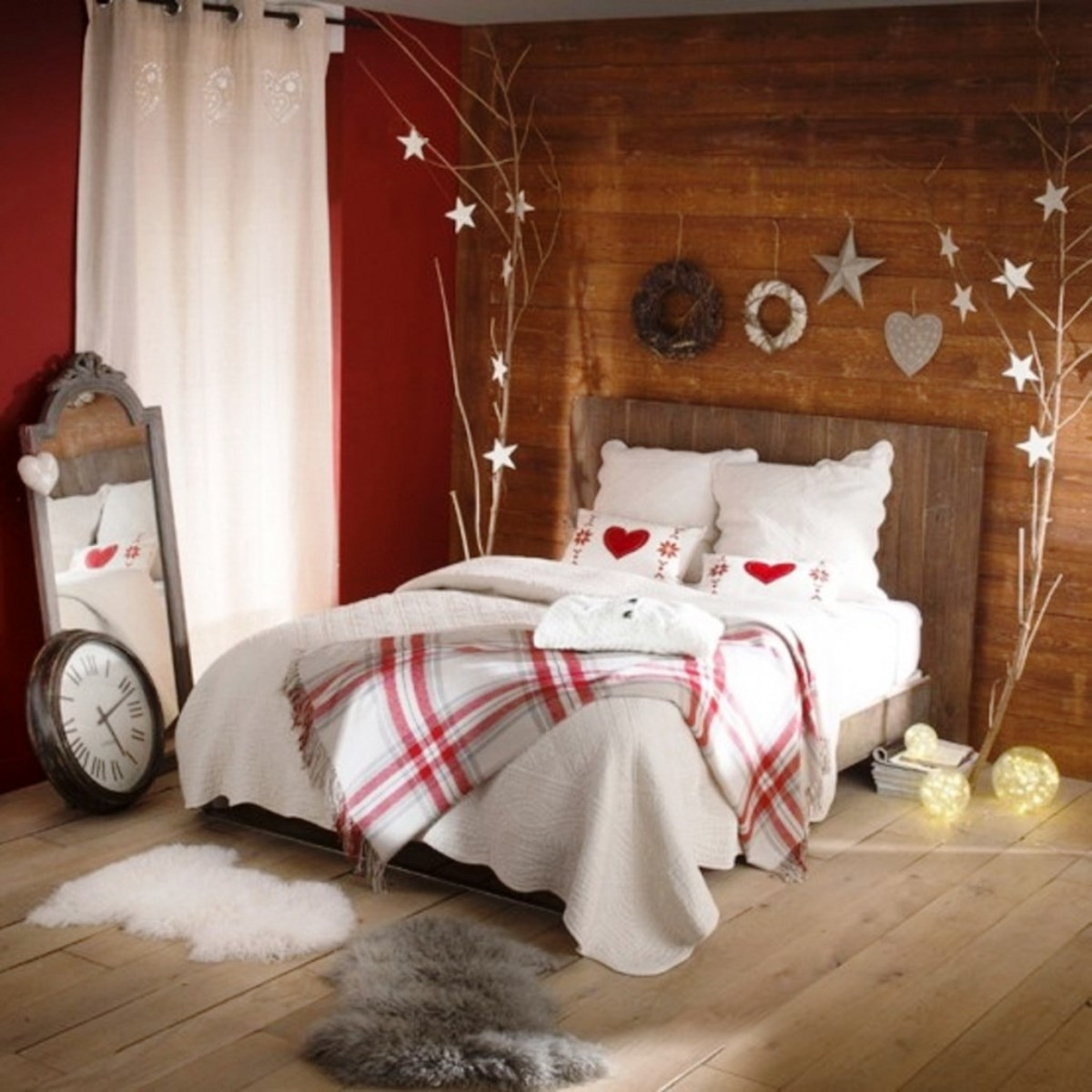 Holiday Apartment Decorating Ideas