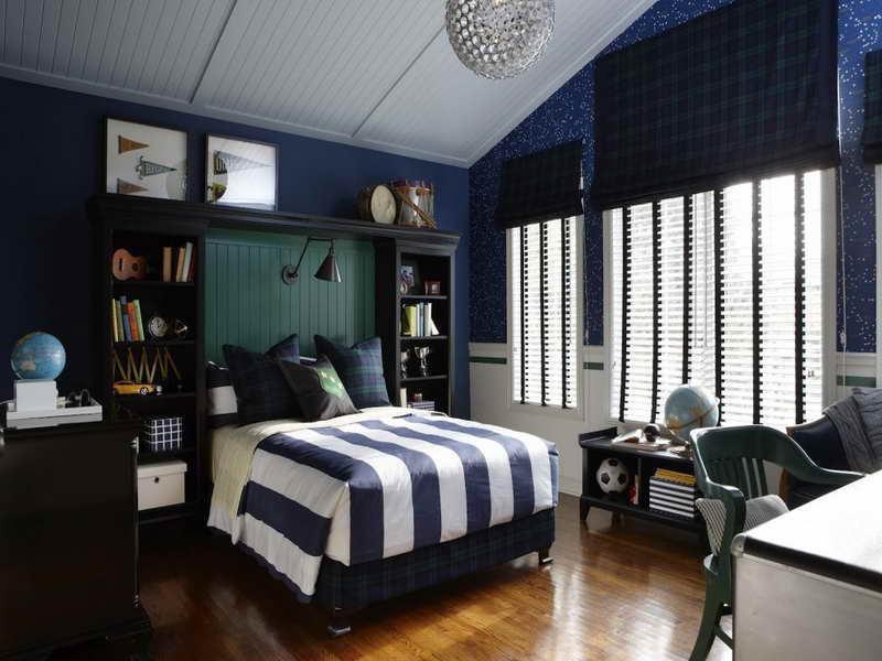 Navy Amp Dark Blue Bedroom Design Ideas Amp Pictures