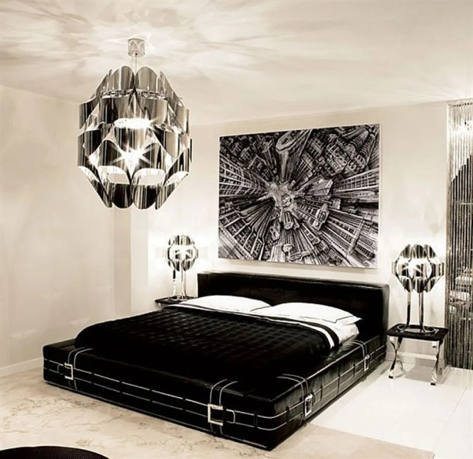 Charming Inspiration Bedroom Decorating Ideas Black And White Red 17 Room Fantastic With Asian