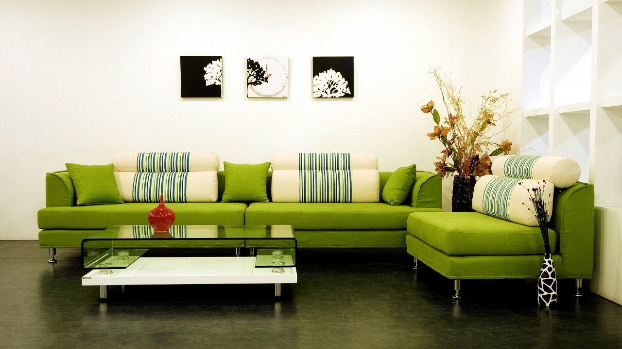 Green Sofa Design Ideas Pictures For Living Room Part 34