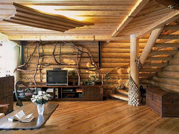 21 Most Unique Wood Home Decor Ideas
