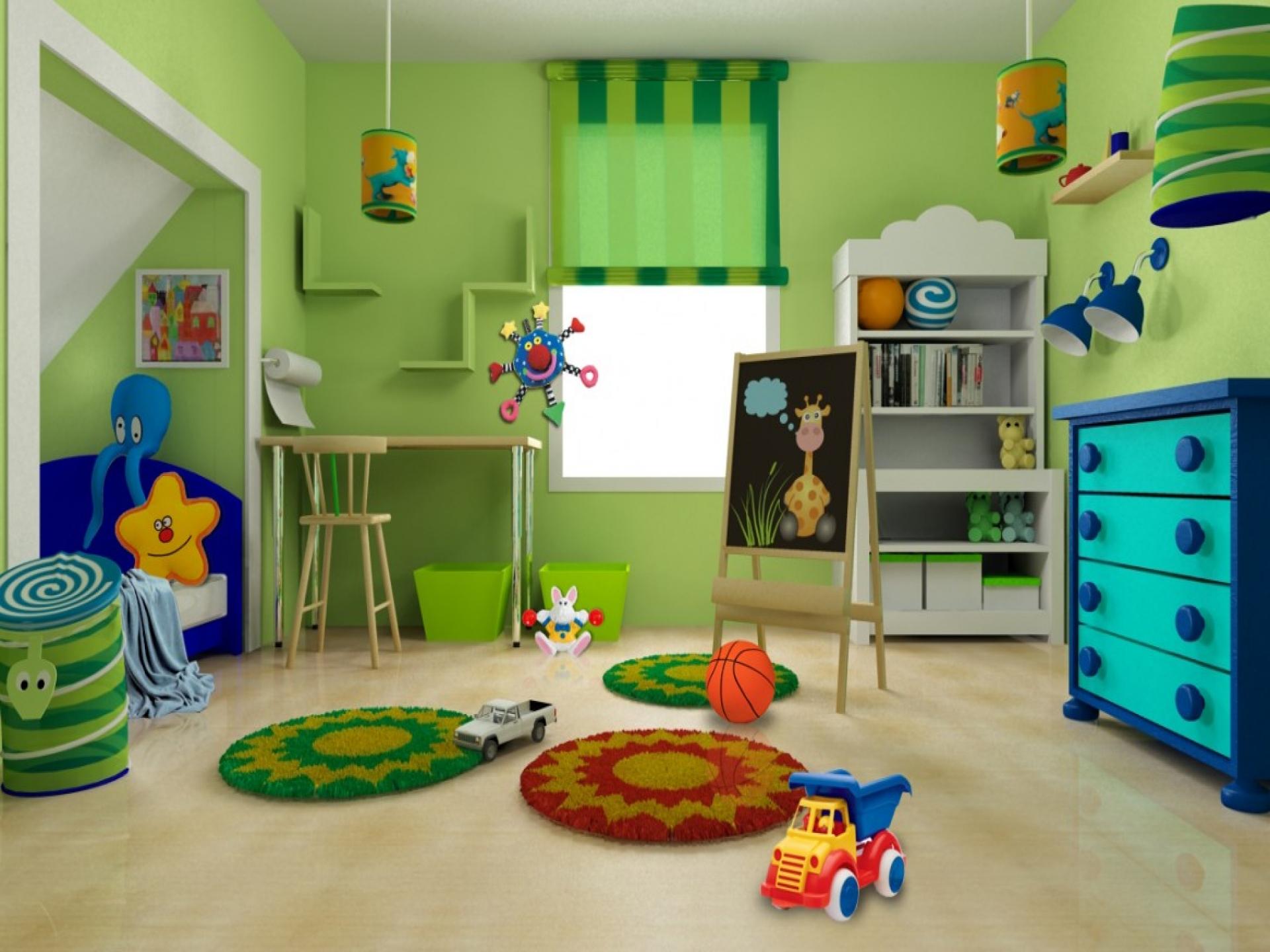 Decorate & Design Ideas For Kids Room