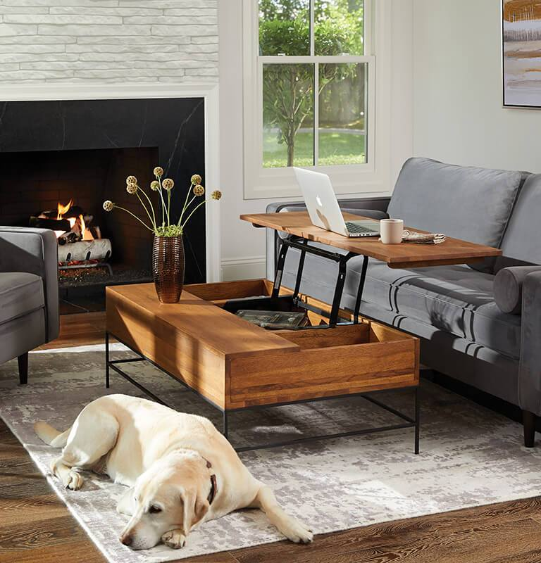 kinds of coffee tables and their benefits