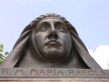 Bust Mª Ràfols