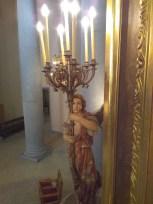 Àngel de l'altar