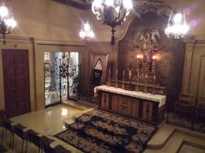 Capella interior del Temple