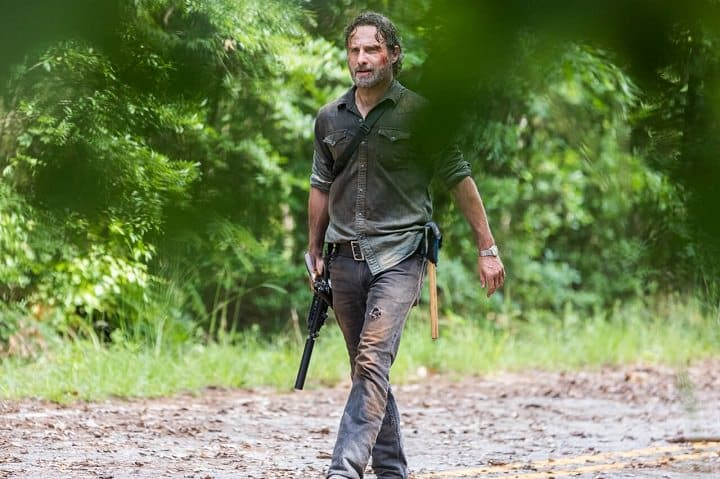 The Walking Dead – The King, The Widow & Rick Review