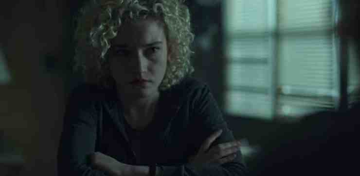 Ruth is played by Julia Garner and was excellent in the show - Ozark Review