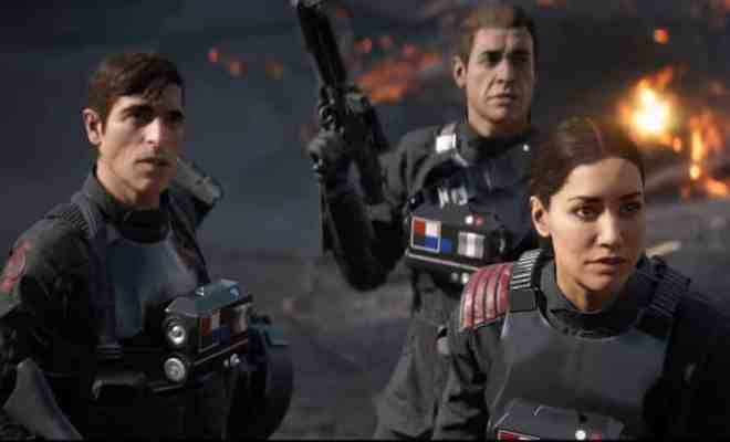 Iden Versio Star Wars Battlefront 2 - Star Wars: Battlefront 2 Review