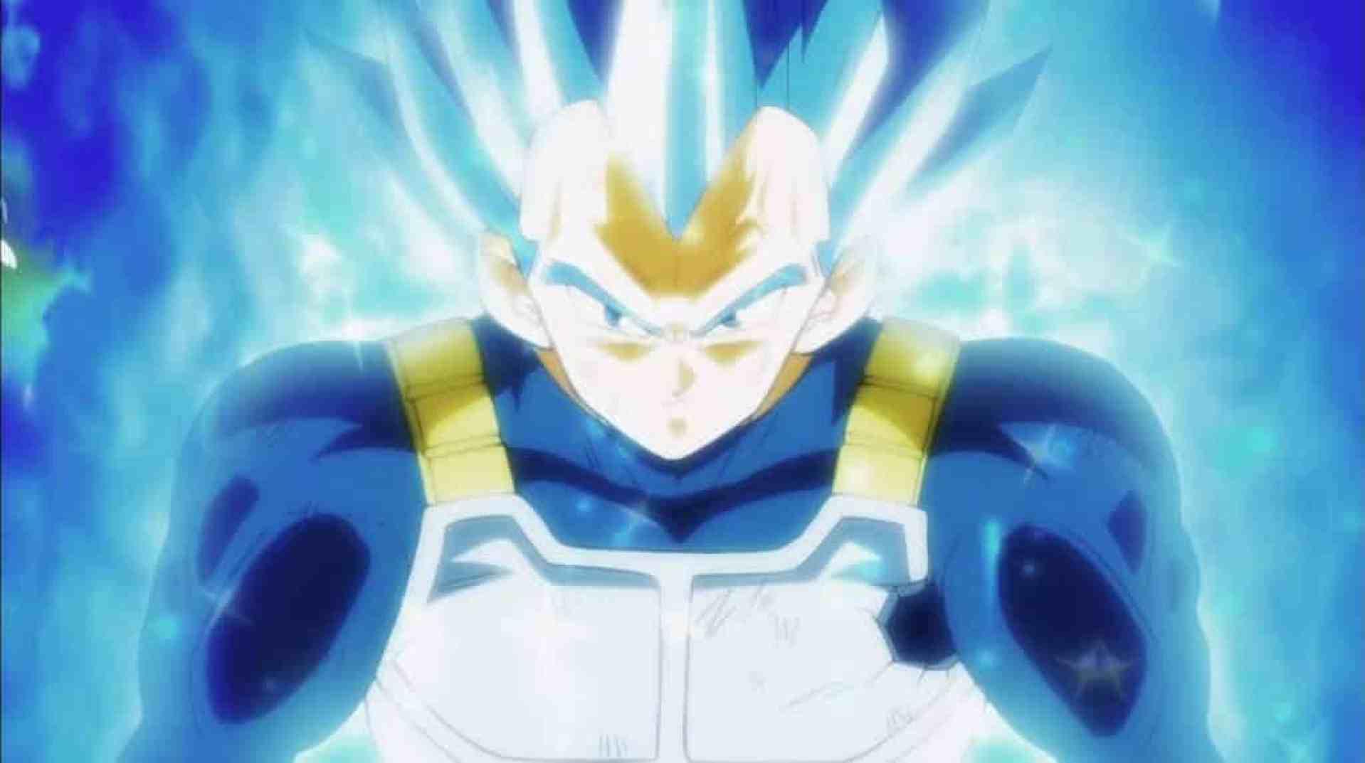 Limit Breaker Vegeta - Dragon Ball Super Episode 123 Review