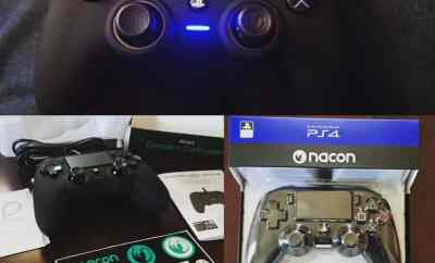 Nacon Wired Compact Controller ReviewNacon Wired Compact Controller Review