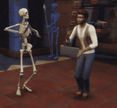 Salsa Dancing with the Undead!?