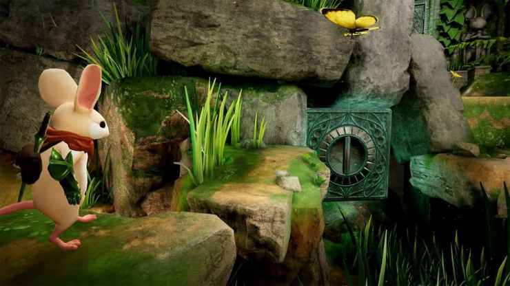 Moss VR Review