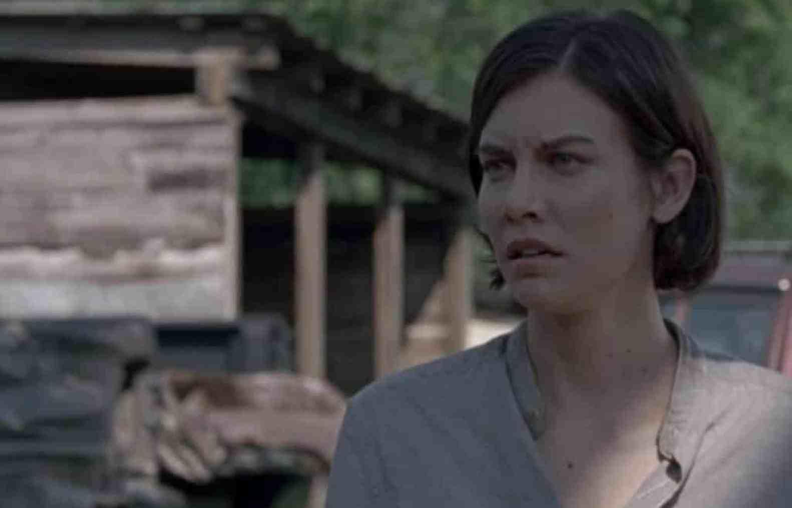 Maggie (Lauren Cohen) in The Walking Dead Season 8 - Dead Or Alive Or Review