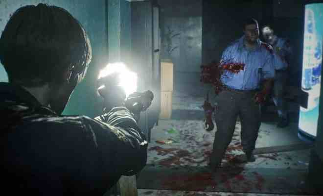 Resident Evil 2 Remake Australian Release Date is January 25 2019
