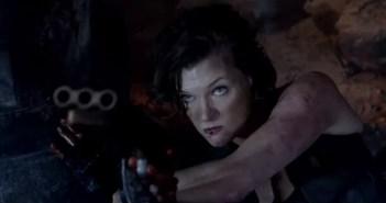 Première bande-annonce de Resident Evil Chapitre Final