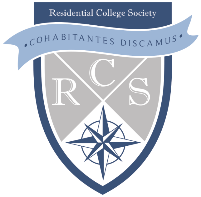 Residential College Society shield
