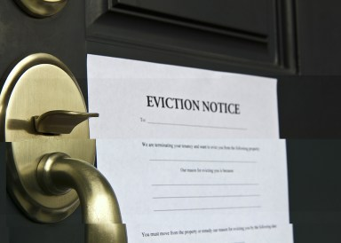 Retaliatory evictions and the Deregulation Bill Residential Landlord