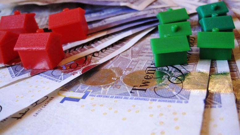 decline property price