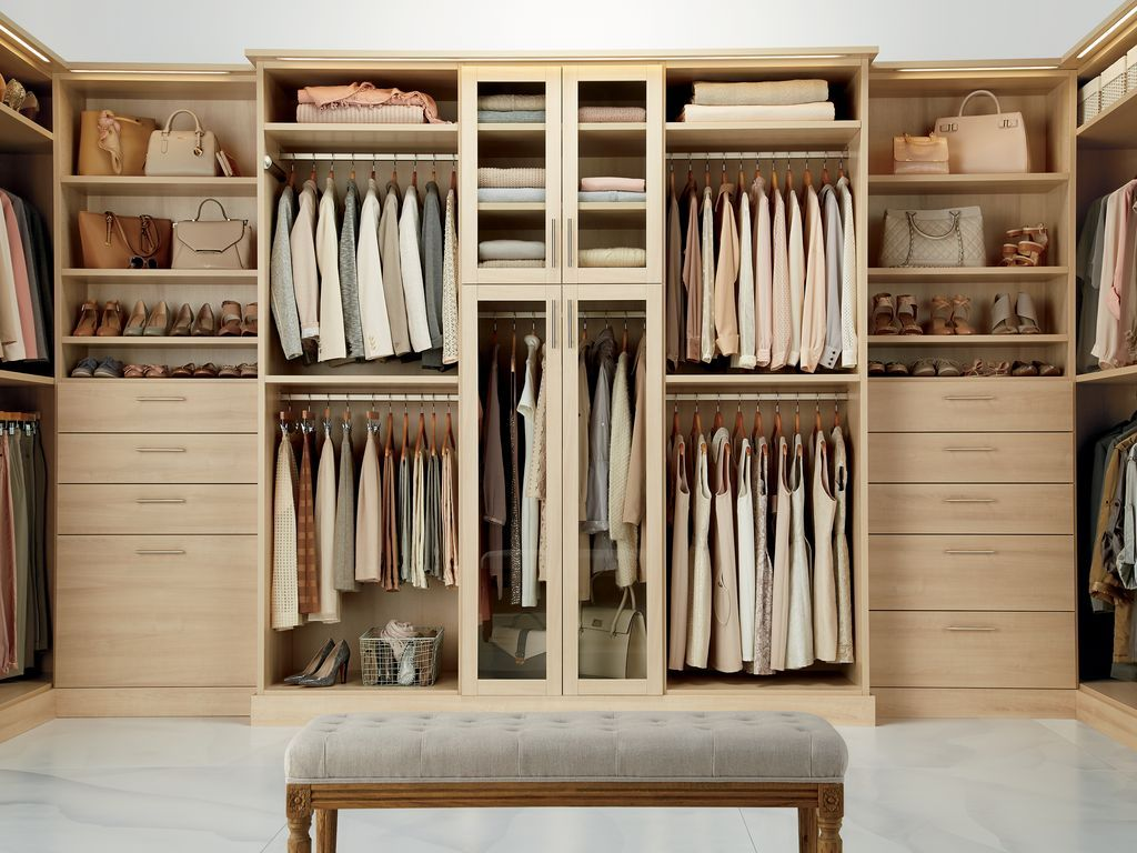 9 Cool Closet Systems That Will Up The Storage Game Of