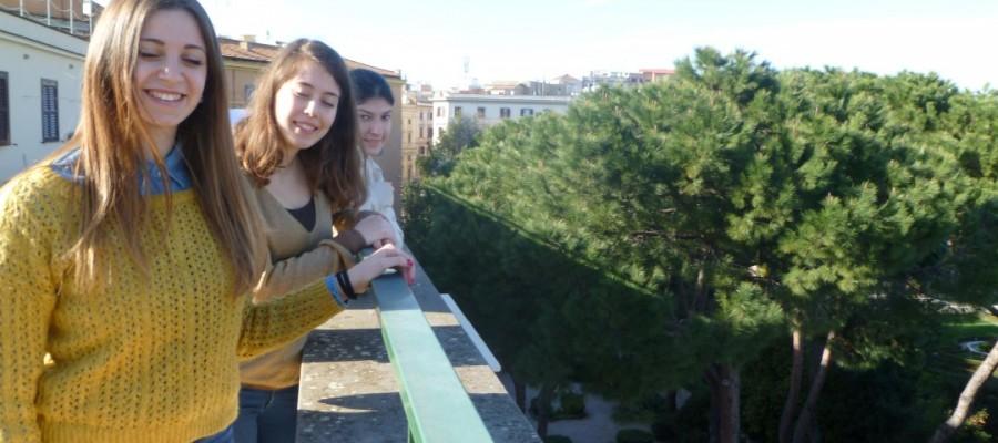 Terrazza - Residenza Universitaria Roma