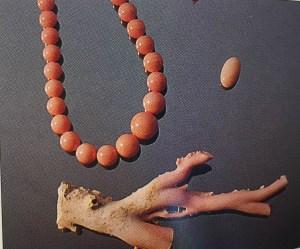 Gioielli corallo Boke Miss- gioielli corallo mantova - gioielli corallo Brescia