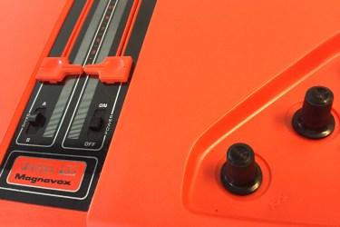 Magnavox Odyssey 100, detail