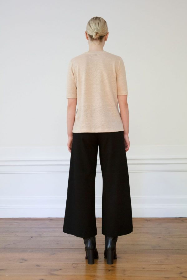 Residus Wilma top with Lottie Pant from the back