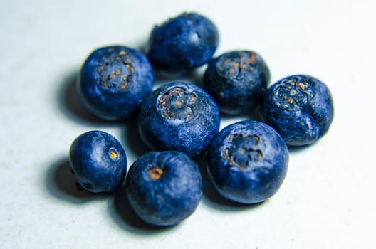 Blueberries are full of anti-oxidants for replacing gluten free junk food