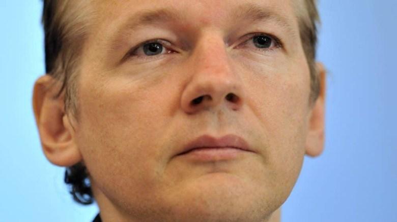 Julian Assange in Grossbritannien festgenommen